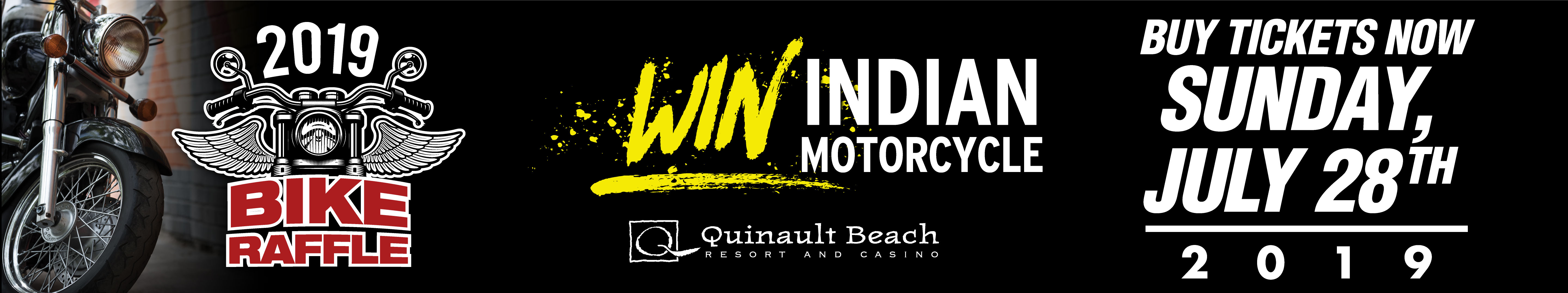 Win An Indian Motorcycle
